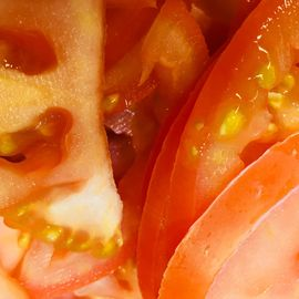 Mouthwatering tomato that of team use at Fresh
